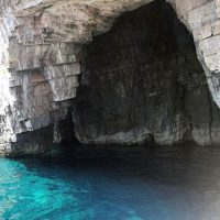 Monk Seal Cave - Croatia - Vis