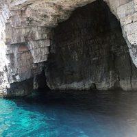 Monk Seal Cave - Croatia - Vis
