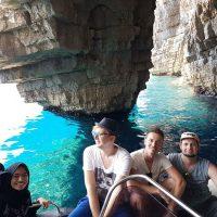 Monk Seal Cave - Croatia