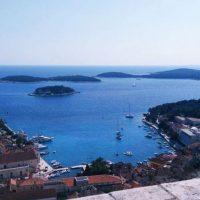 Hvar island - Croatia - view